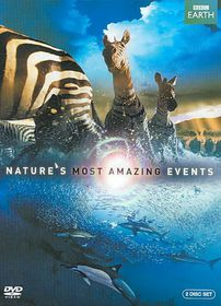 Nature's Most Amazing Events - (Region 1 Import DVD)