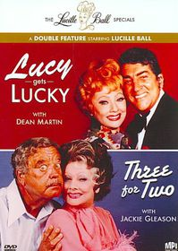 Lucille Ball Specials:Lucy Gets Lucky - (Region 1 Import DVD)