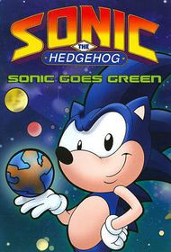 Sonic the Hedgehog:Sonic Goes Green - (Region 1 Import DVD)