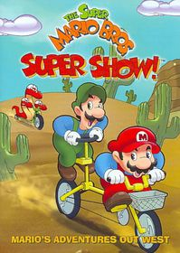 Mario's Adventures out West - (Region 1 Import DVD)