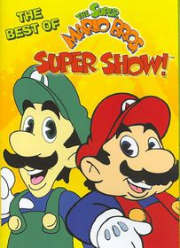 Best of Super Mario Brothers Super Sh - (Region 1 Import DVD)