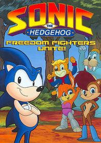 Sonic the Hedgehog:Freedom Fighters U - (Region 1 Import DVD)