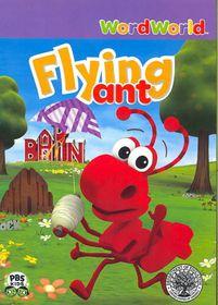 Wordworld:Flying Art - (Region 1 Import DVD)