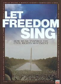 Let Freedom Sing:How Music Inspired T - (Region 1 Import DVD)