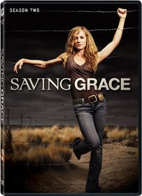 Saving Grace Season 2 - (Region 1 Import DVD)