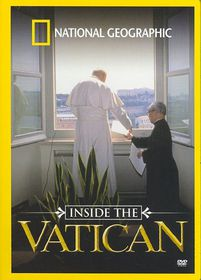 Inside the Vatican - (Region 1 Import DVD)