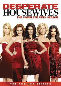 Desperate Housewives: Complete Fifth Season - (Region 1 Import DVD)