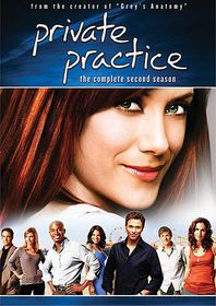 Private Practice: Complete Second Season - (Region 1 Import DVD)