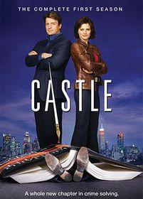 Castle:Complete First Season - (Region 1 Import DVD)