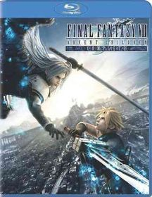 Final Fantasy VII: Advent Children - (Region A Import Blu-ray Disc)