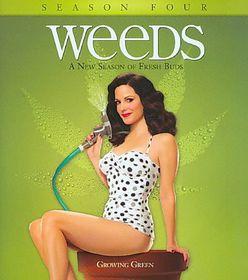 Weeds Season 4 - (Region A Import Blu-ray Disc)