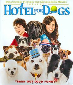 Hotel for Dogs - (Region A Import Blu-ray Disc)