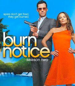 Burn Notice Season 2 - (Region A Import Blu-ray Disc)