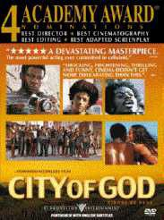 City Of God (2002)(DVD)
