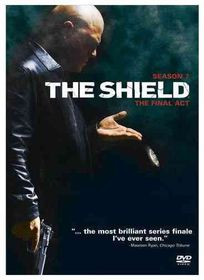Shield:Complete Seventh Season: The Final Act - (Region 1 Import DVD)