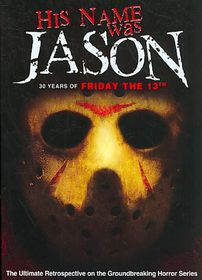 His Name Was Jason - (Region 1 Import DVD)