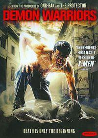 Demon Warriors - (Region 1 Import DVD)