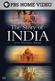 Story of India - (Region 1 Import DVD)