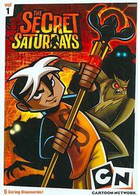 Secret Saturdays V1 - (Region 1 Import DVD)
