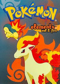 Pokemon Elements V2:Fire - (Region 1 Import DVD)
