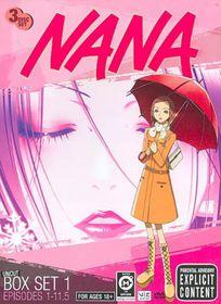 Nana Uncut Box Set 1 - (Region 1 Import DVD)