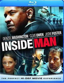 Inside Man - (Region A Import Blu-ray Disc)