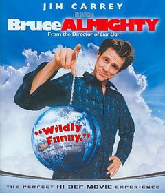 Bruce Almighty - (Region A Import Blu-ray Disc)