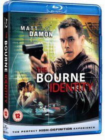 The Bourne Identity - (Import Blu-ray Disc)