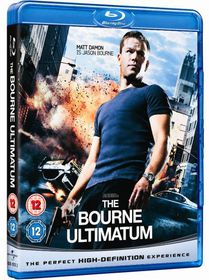 The Bourne Ultimatum - (Import Blu-ray Disc)