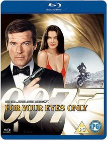 For Your Eyes Only - (Import Blu-ray Disc)