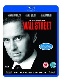 Wall Street - (Import Blu-ray Disc)