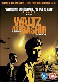 Waltz With Bashir - (Import DVD)