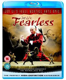Fearless - (Import Blu-ray Disc)