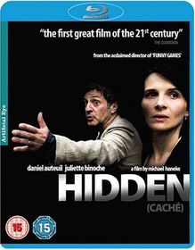 Hidden - (Region A Import Blu-ray Disc)