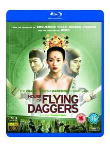 House of Flying Daggers - (Import Blu-ray Disc)