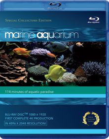 Marine Aquarium - (Import Blu-ray Disc)