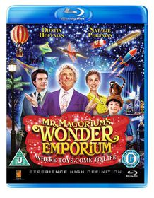 Mr Magorium's Wonder Emporium - (Import Blu-ray Disc)