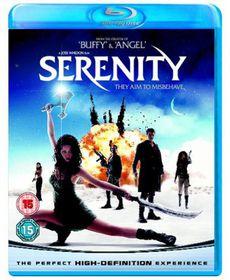 Serenity - (Import Blu-ray Disc)