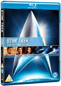 Star Trek 4 - The Voyage Home - (Import Blu-ray Disc)