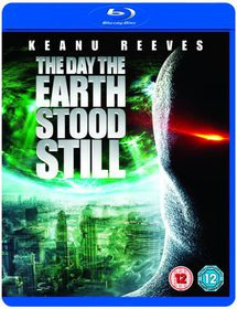 Day The Earth Stood Still (2007) (Blu-ray)