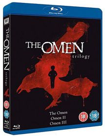 The Omen Trilogy - (Import Blu-ray Disc)