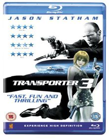 Transporter 3 - (Import Blu-ray Disc)