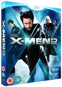 X-Men 2 - (Import Blu-ray Disc)