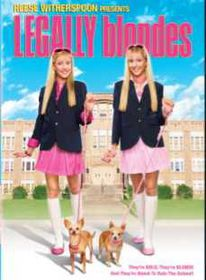 Legally Blondes (2009) - (DVD)