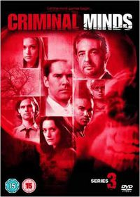 Criminal Minds: The Third Series - (Import DVD)