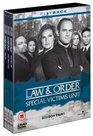 Law and Order - Special Victims Unit: Season 8 - (Import DVD)