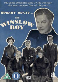 The Winslow Boy - (Import DVD)