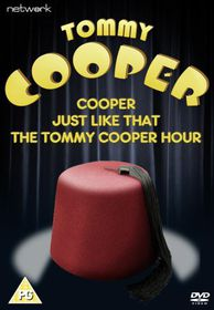 Tommy Cooper Collection - (Import DVD)