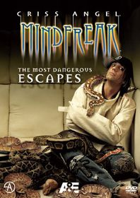 Criss Angel Mindfreak:Most Dangerous - (Region 1 Import DVD)