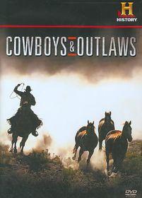 Cowboys & Outlaws - (Region 1 Import DVD)
